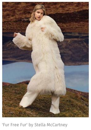 Fur Free Fur by Stella McCartney