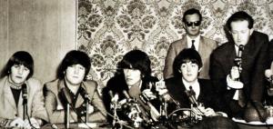 Tony Barrow & The Beatles