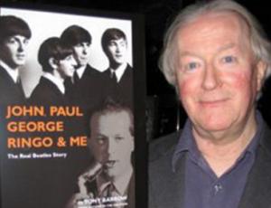 Tony Barrow Beatles Press Officer