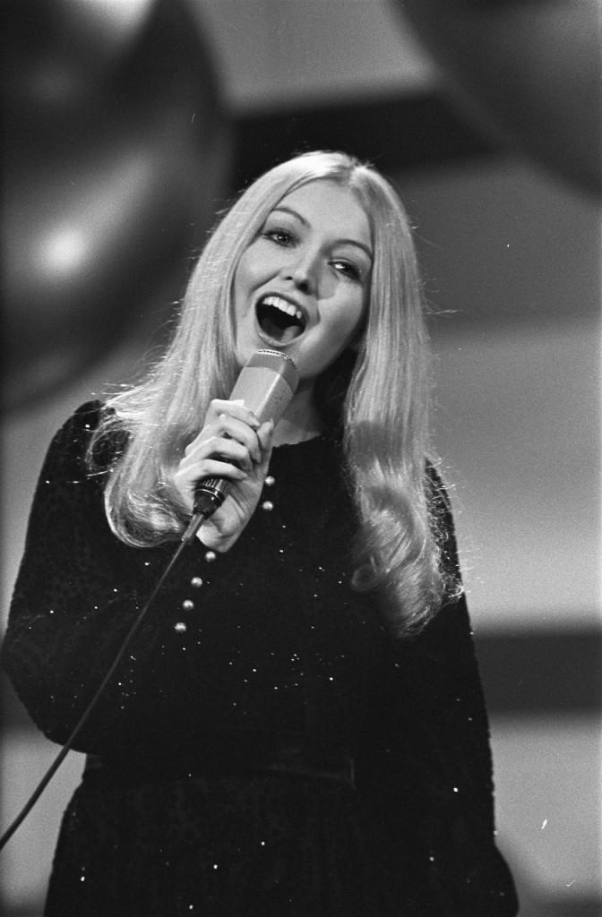 Mary Hopkin Eurovision Song Contest 1970