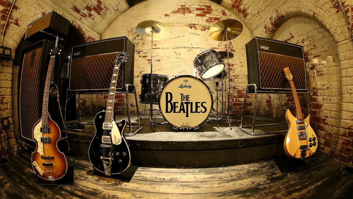 The Beatles exhibit invades Iowa museum   Iowa & The Midwest   globegazette.com