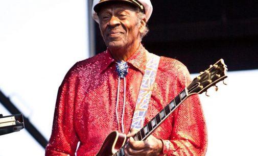 Ringo Starr, Brian Wilson and more pay tribute to Chuck Berry | Entertainment | heraldmailmedia.com