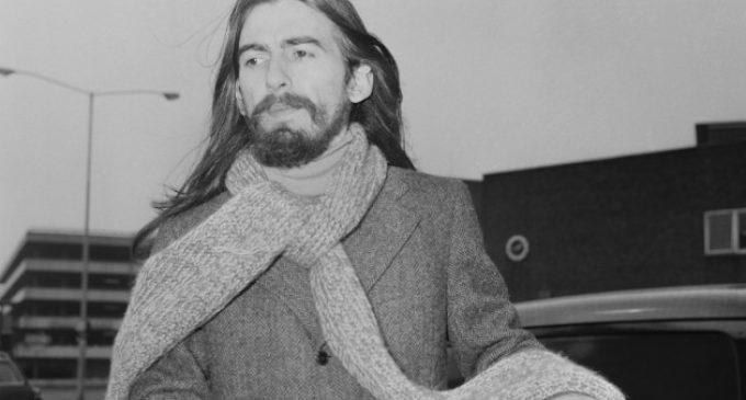 George Harrison Helps Disband the Beatles Fan Club
