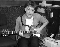 Paul McCartney unveils unheard demo for 'Distractions' – NME