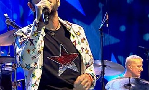 Ringo Starr & His 2016 All Starr Band PREMIERES March 26th at 10/9c   AXS TV