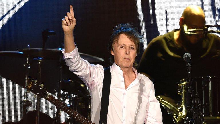 Sony Says Paul McCartney Lawsuit Over Beatles Songs Is Unripe   Hollywood Reporter