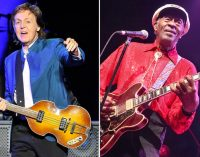 Paul McCartney on Chuck Berry: 'He Was a Magician' – Rolling Stone
