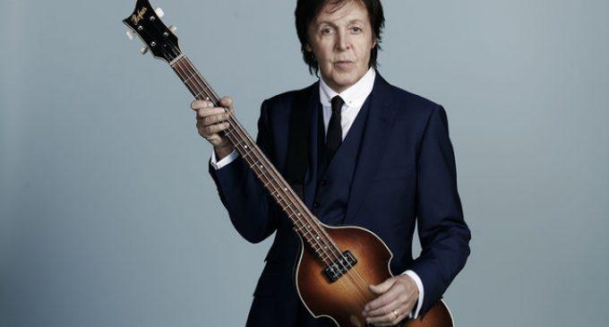 Paul McCartney Working On New Album | Billboard