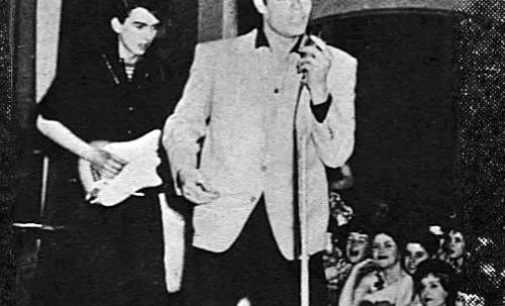 Johnny Gentle & the Beatles First Ever Tour