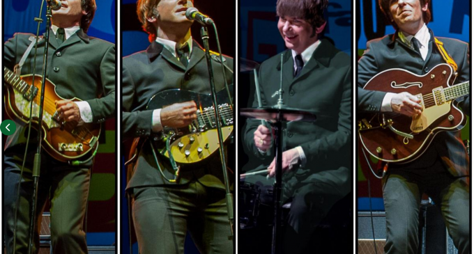 The Bootleg Beatles don't need any 'help' performing the fab four's hits (From Basingstoke Gazette)