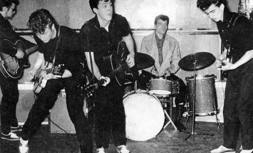 Paul McCartney Talks Backing a Stripper at Early Beatles Gig