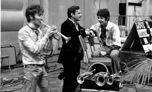 Artist's tribute to Beatles manager | Music | The Guardian