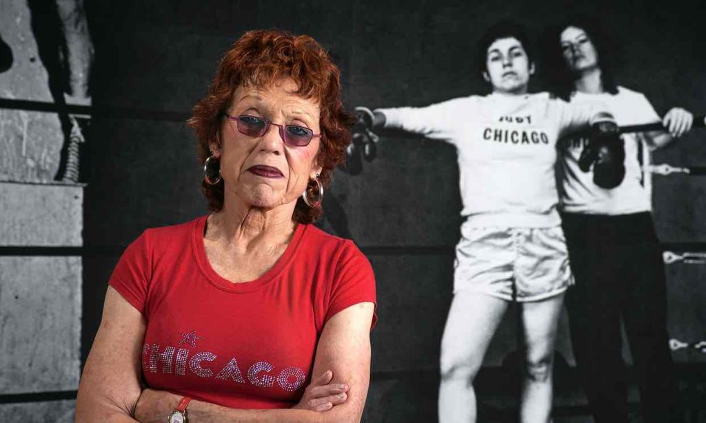 Judy Chicago on the Beatles: 'They represent things we have lost – hope and freedom'   Art and design   The Guardian