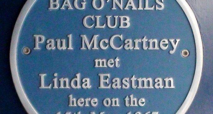 May 15th 1967 – Paul McCartney meets Linda Eastman – Beatles in London Blog