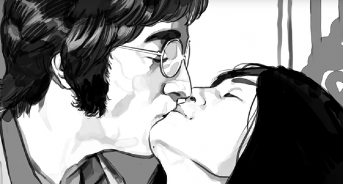 WATCH: John Lennon Graphic Novel Gets Stunning Trailer   News, Tours & Music Videos – Radio X