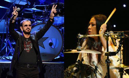 Ringo Starr Adds Sheila E. To Album Guest List