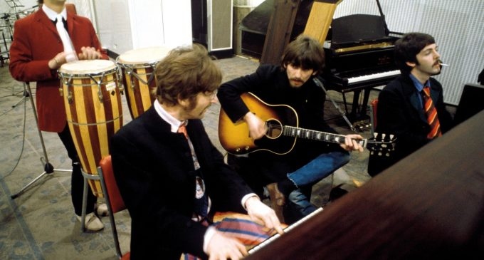 Hear The Beatles' First Take Of 'Lucy In The Sky With Diamonds' : All Songs Considered : NPR