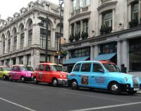 Sgt Pepper Taxi's In London – Beatles in London Blog