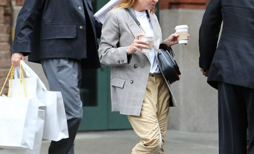 Stella McCartney, 45, is clad in casual in NYC   Daily Mail Online