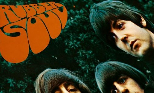 The Beatles sharpen songwriting on 'Rubber Soul'