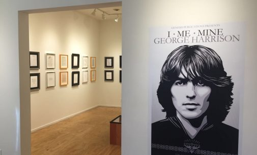 Lost George Harrison Beatles song for Ringo found by wife Olivia inside piano bench – The i newspaper online iNews