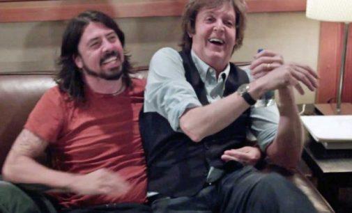 Dave Grohl Reveals How Paul McCartney Saved Him After Broken Leg – AlternativeNation.net