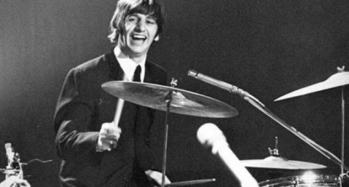 Ringo Starr: ex-Beatle and the richest drummer in the world