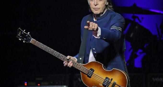 No meat allowed backstage at Wichita Paul McCartney show   The Wichita Eagle