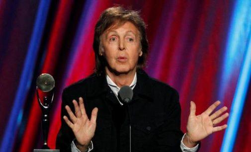 Drink made me forget lyrics: Paul McCartney | Stuff.co.nz
