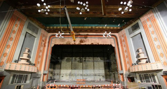 Derelict Art Deco theatre where Beatles, Rolling Stones and many more played is saved by National Lottery – Liverpool Echo