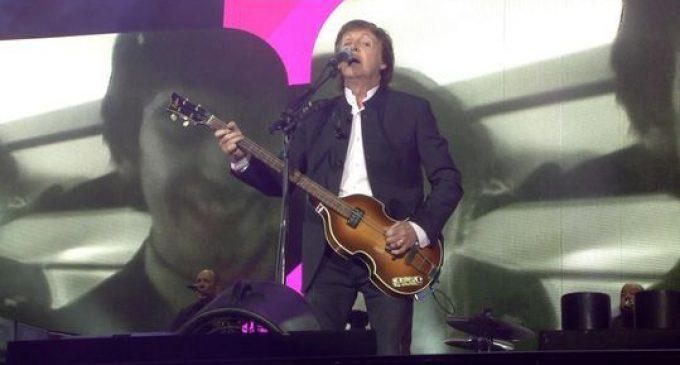 Sir Paul McCartney is marvelous in his long-awaited Des Moines return