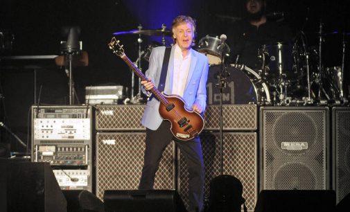 Paul McCartney rocks Infinite Energy Arena   Entertainment   gwinnettdailypost.com