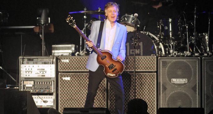 Paul McCartney rocks Infinite Energy Arena | Entertainment | gwinnettdailypost.com