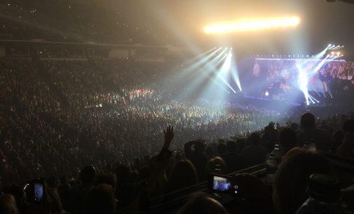 Paul McCartney Wows Crowd