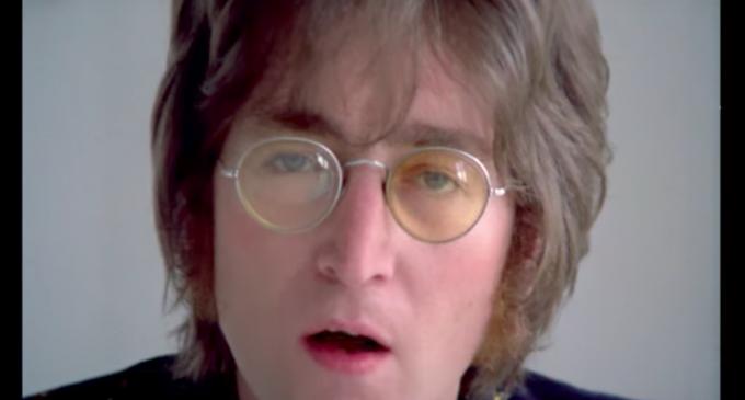 John Lennon Christmas card up for $15k auction