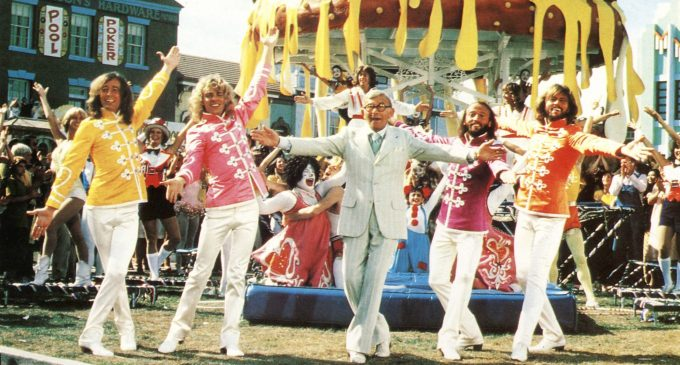 Sgt. Pepper's Lonely Hearts Club Band movie coming to Blu-ray