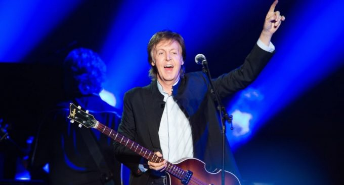 New Paul McCartney Album Will Include a Song About Donald Trump | Den of Geek