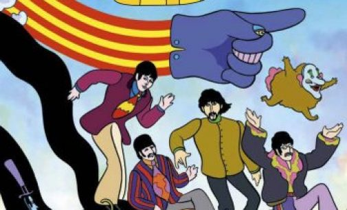'The Beatles: Yellow Submarine' Coming to Comics in 2018 (Exclusive) | Hollywood Reporter