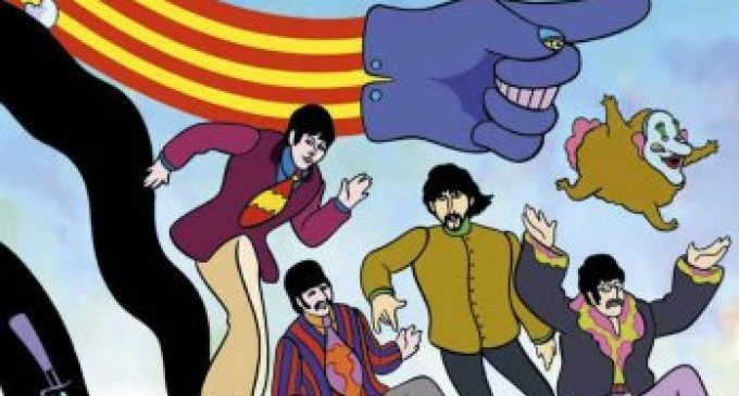 'The Beatles: Yellow Submarine' Coming to Comics in 2018 (Exclusive)   Hollywood Reporter