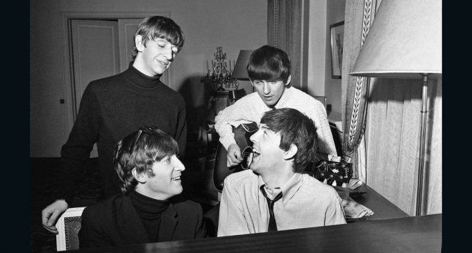 Photos: The Beatles' first 'out of control' world tour – CNN