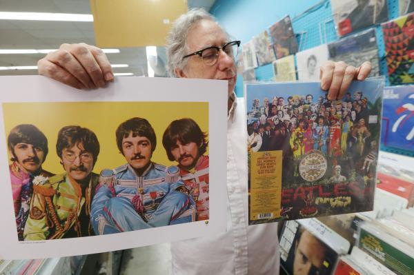 On This Day: Michael Jackson buys Beatles catalogue – UPI.com