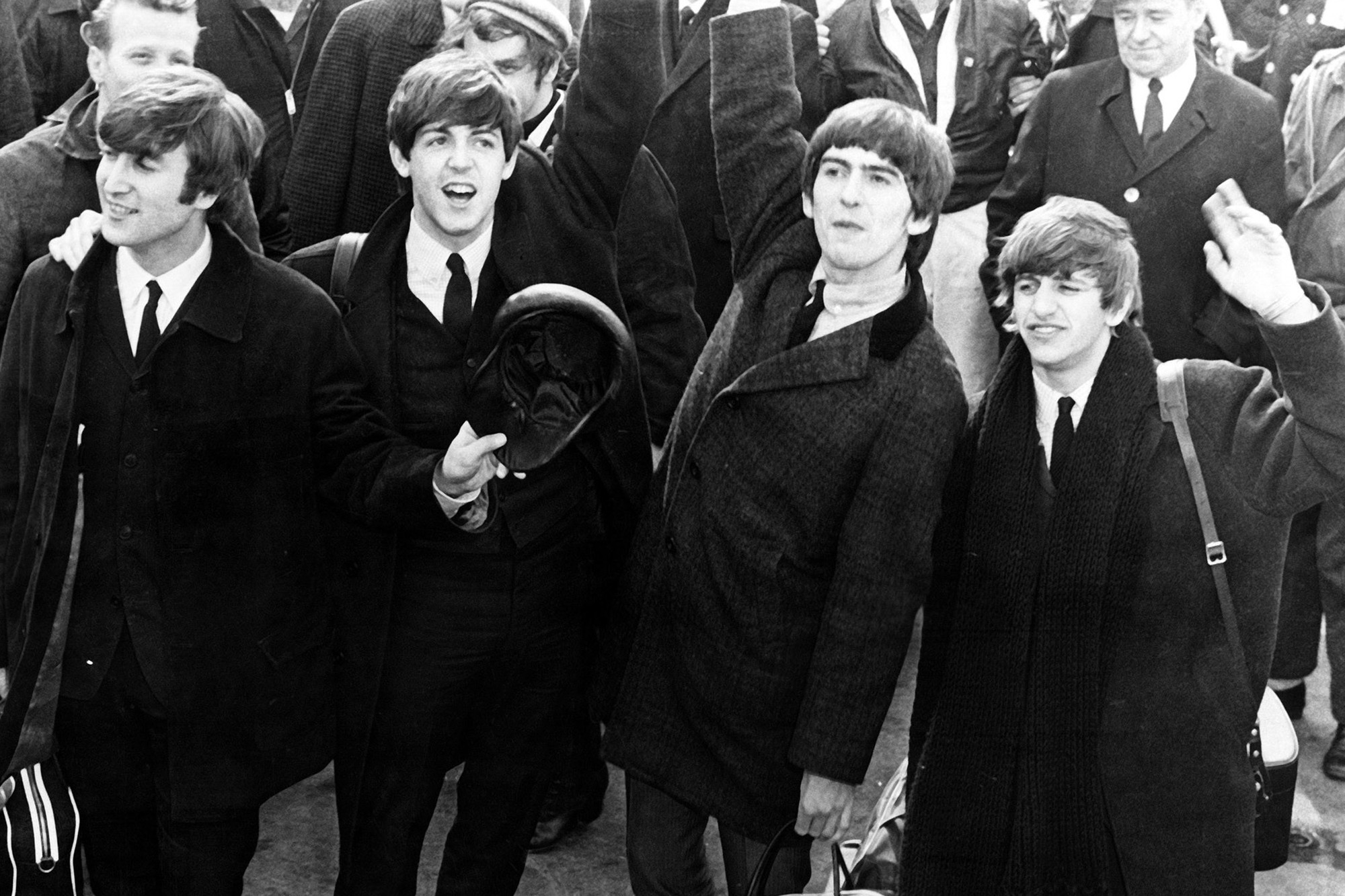 David Leser: Why I have never stopped loving the Beatles