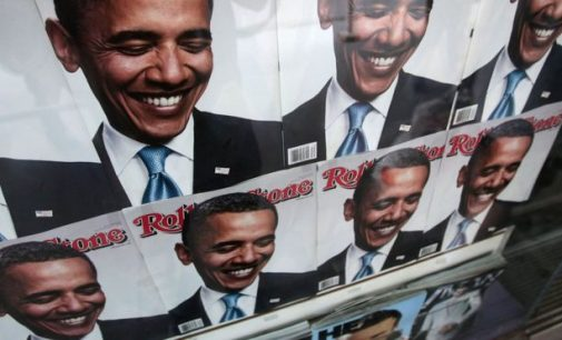 Rolling Stone magazine up for sale – BBC News