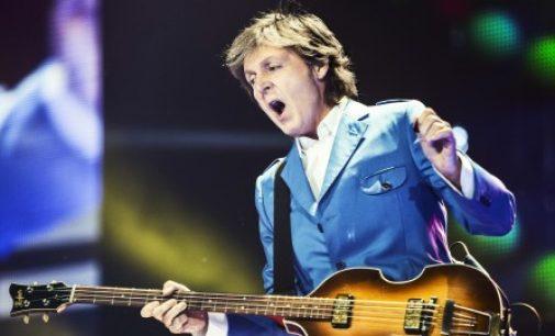 Billy Joel Joins Paul McCartney In New York