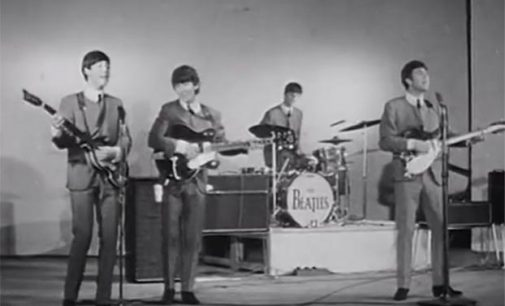"""Hear a Snippet of The Beatles' Unreleased 1963 Demo of """"What Goes On""""   Guitar World"""