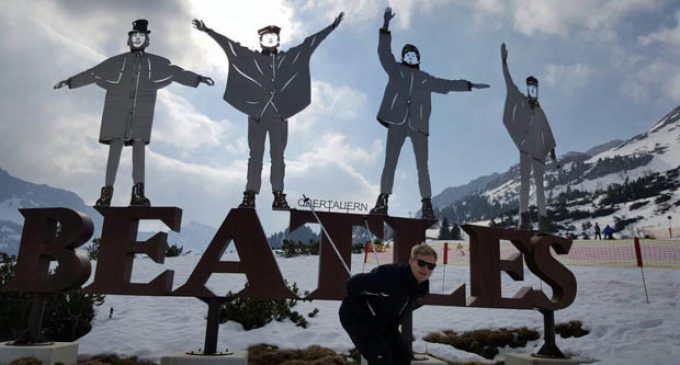 Obertauern: Beatles-inspired Austrian ski resort is a Magical Mystery Tour   Daily Star