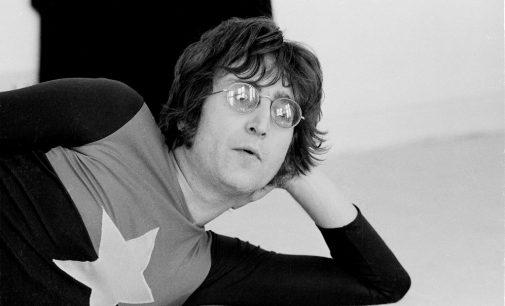 John Lennon is Alive in the New Novel 'Saint John Lennon'
