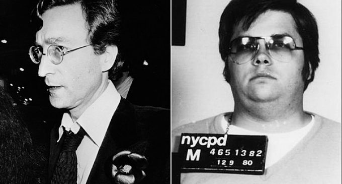 John Lennon's Murderer, Mark Chapman, Says Jesus Has Forgiven Him