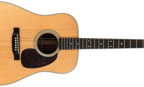 Bob Dylan's Historic 1963 Martin Goes on Sale – Guitar World