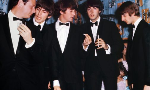 Meet the man behind The Beatles' iconic hair (VIDEO)   Showbiz   Malay Mail Online